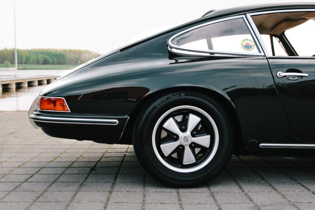 Porsche 912 irisch-grün