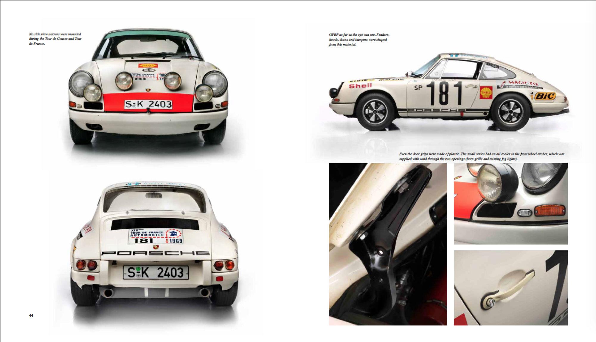 Porsche 911R - Eine Buchkritik