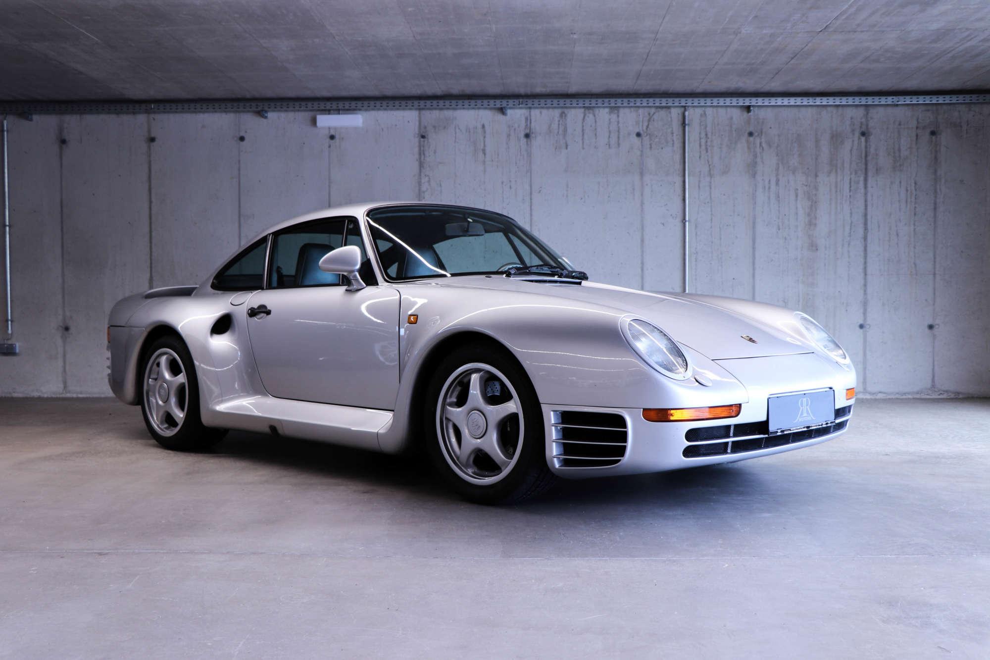 Porsche 959 – The High-Flyer