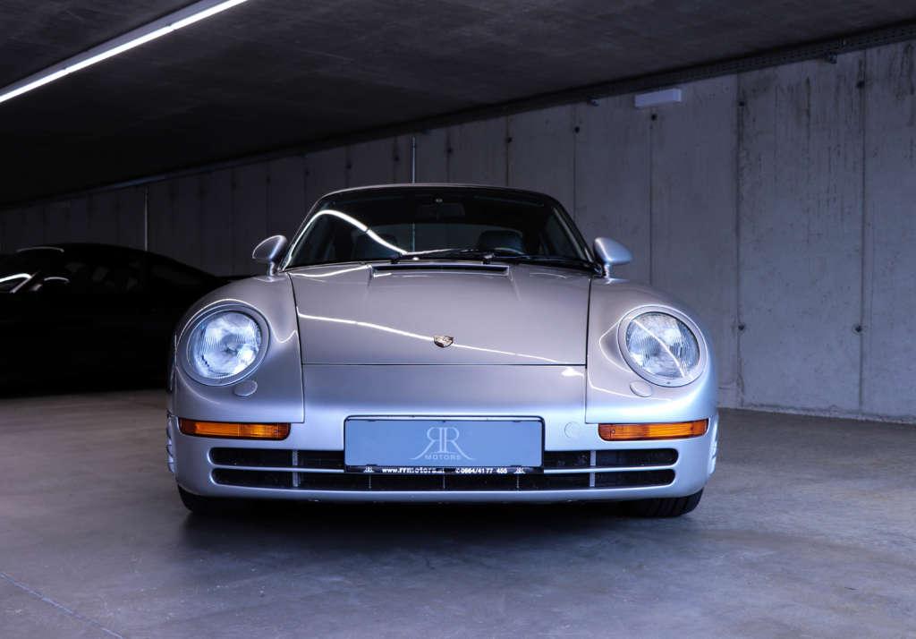 Porsche 959 silver