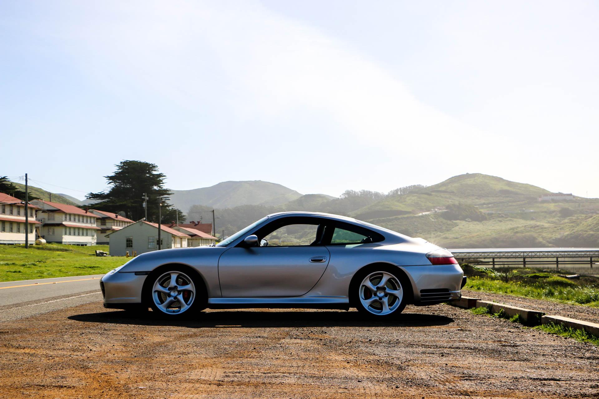 Porsche 911 (996) - cover
