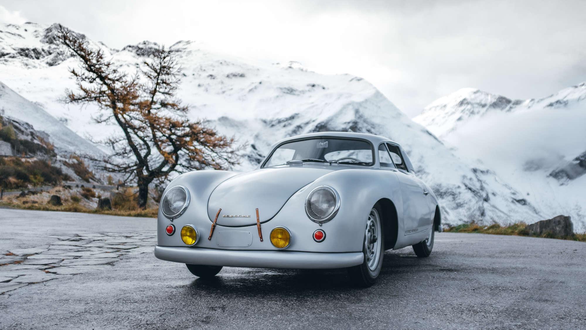 Die 5 leichtesten Porsche Modelle
