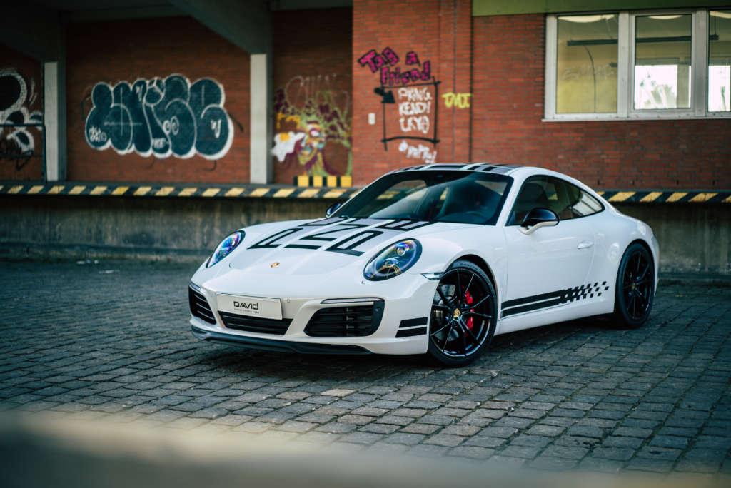 Porsche 991 Carrera S Endurance Racing Edition