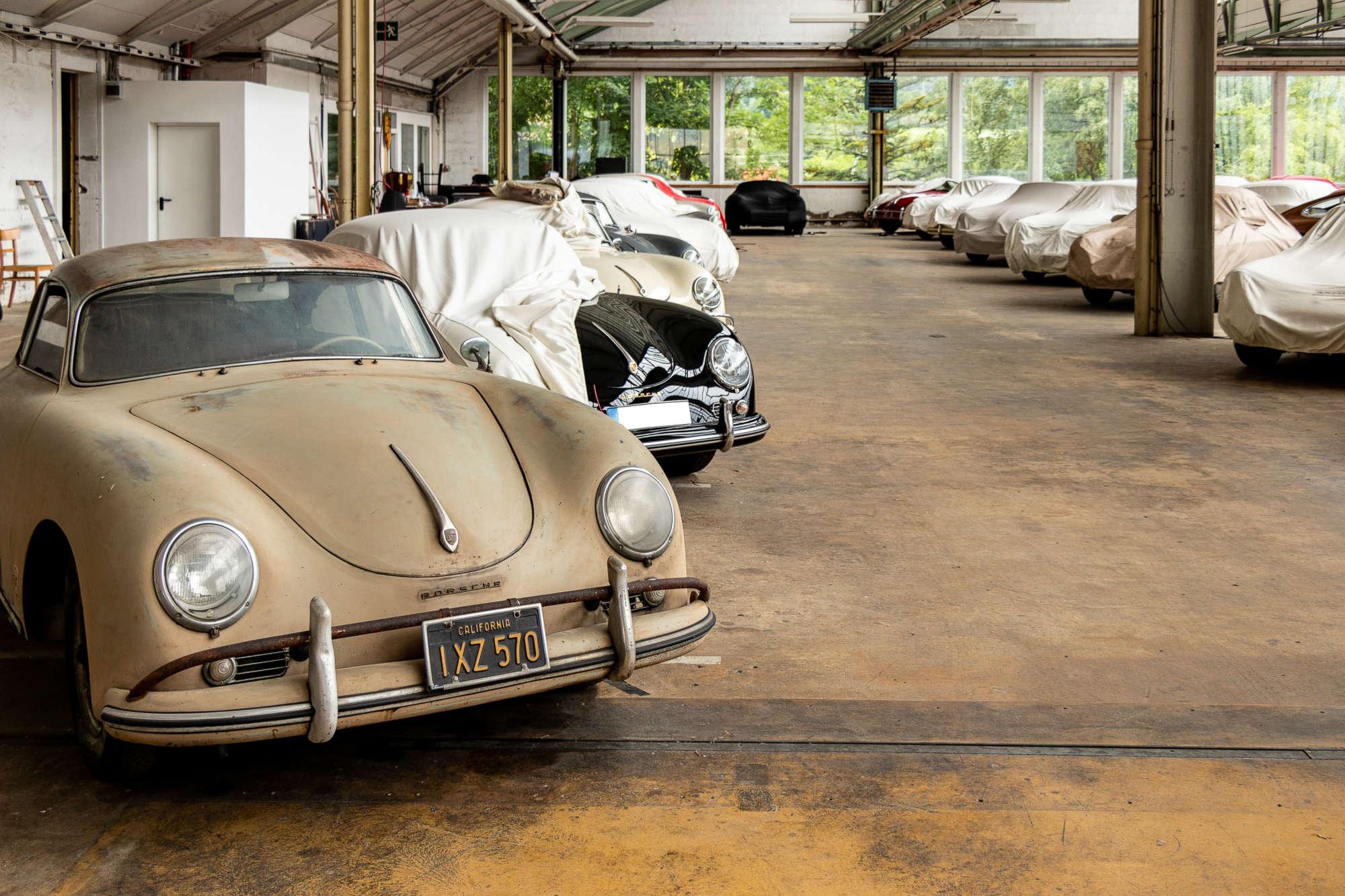 Ande Votteler Porsche