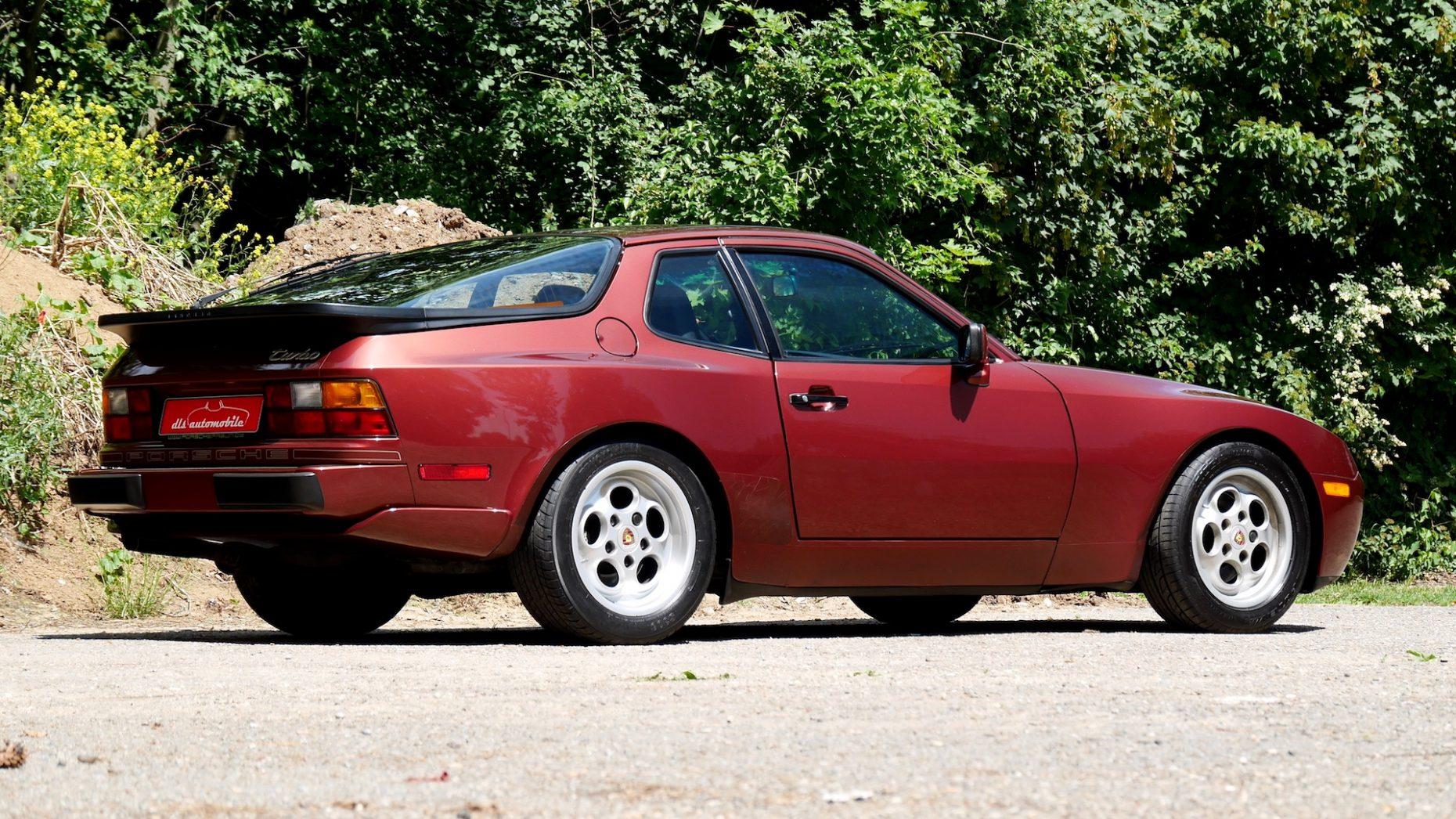 Porsche 944 Turbo Coupe 1986 Elferspot Com Marketplace For Porsche Sports Cars