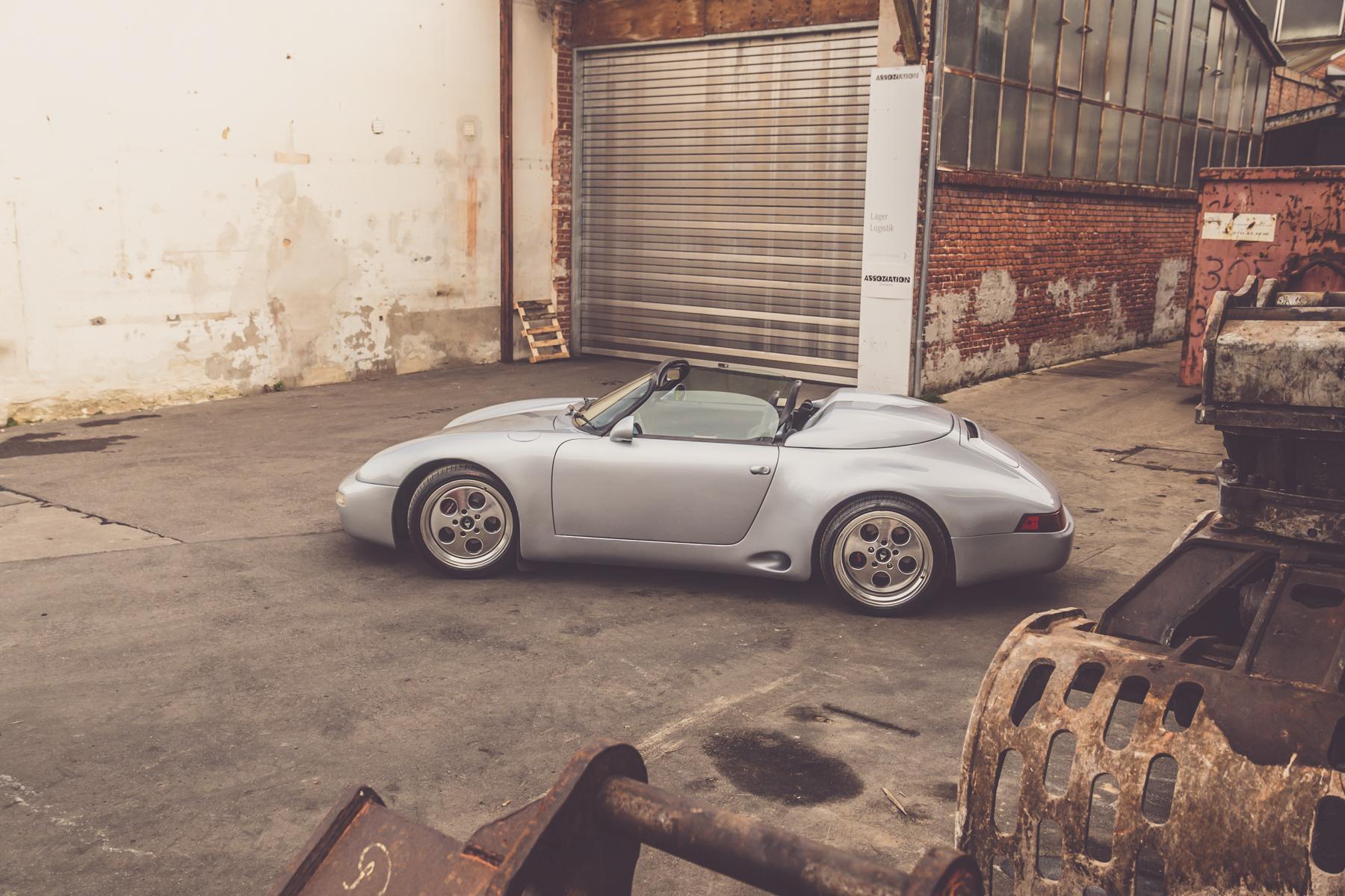 Porsche 964 Strosek Speedster
