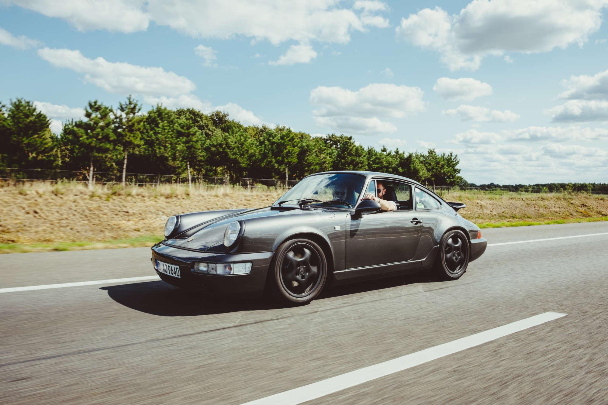 Porsche Tunnelrun 2018