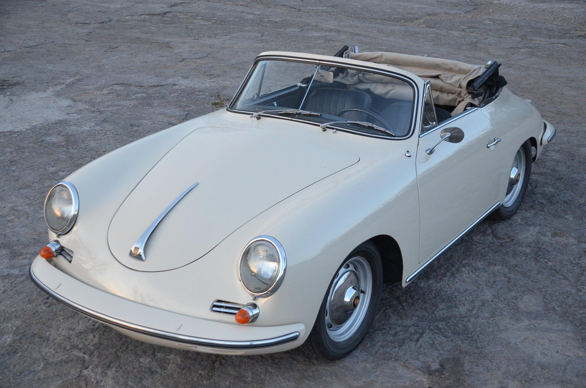 Porsche 356 B 1600 1960 Elferspot Com Marktplatz Fur Porsche Sportwagen
