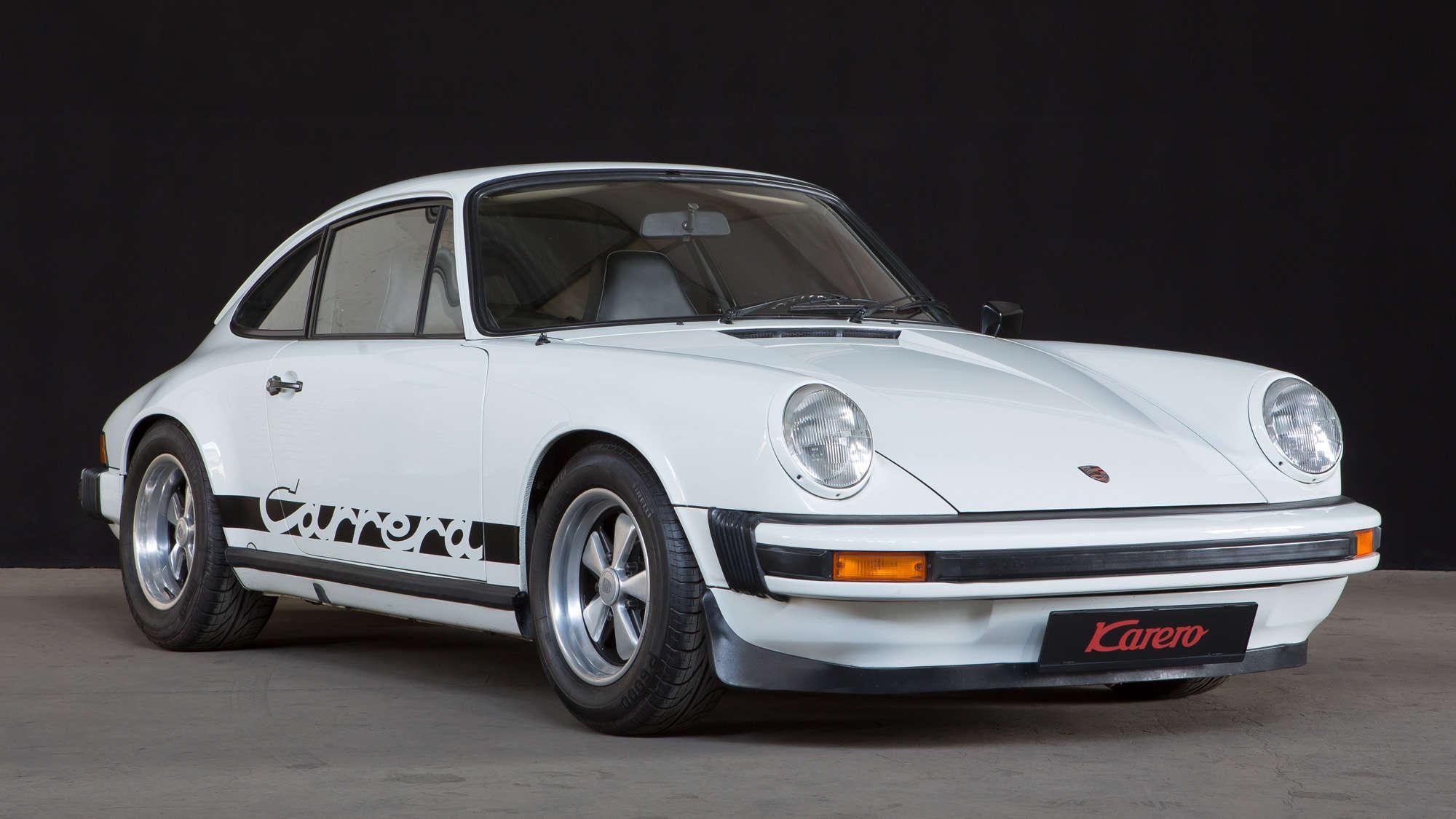 Porsche 911 Carrera 2,7