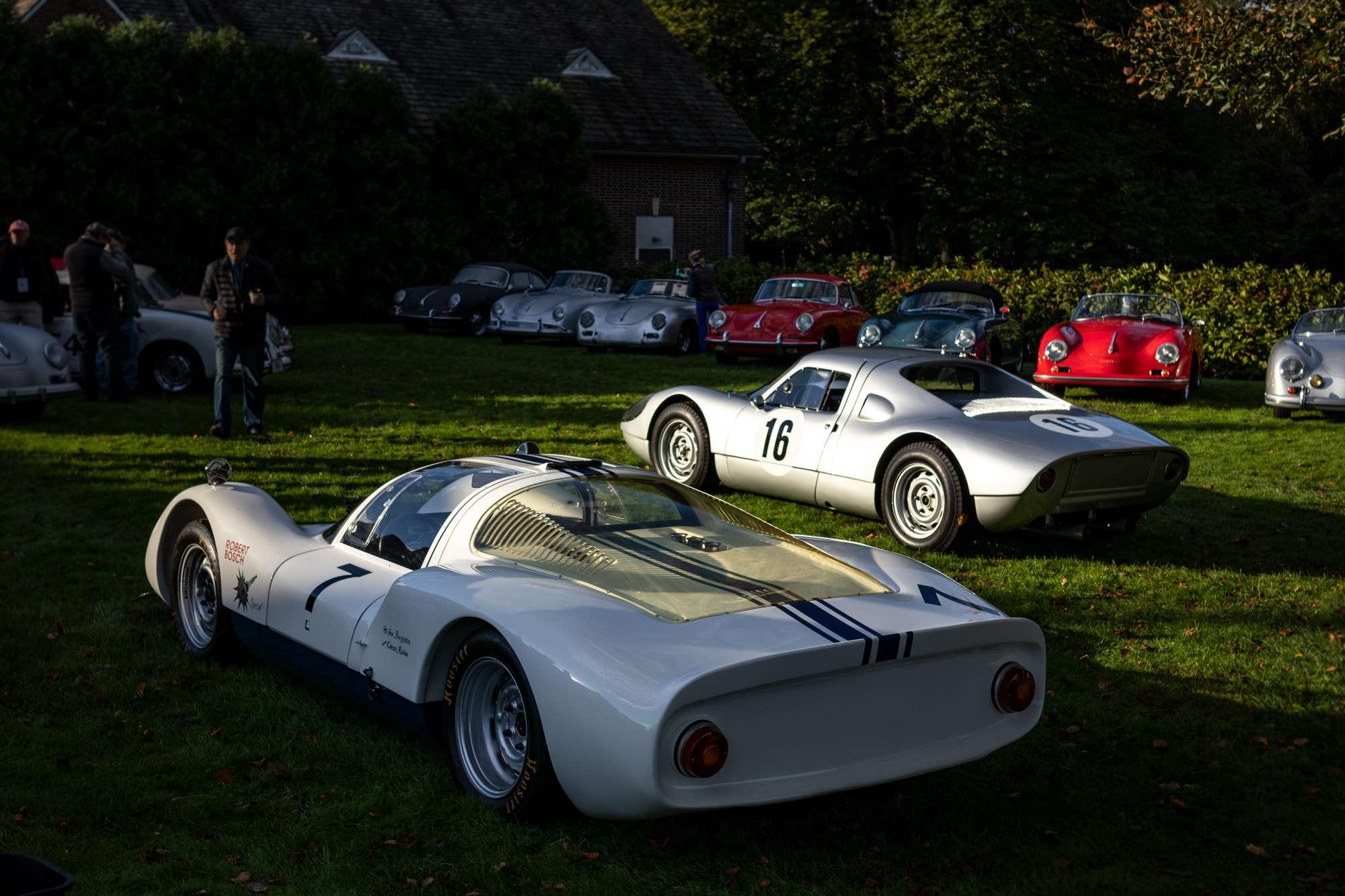 Porsche passion in Gatsby style