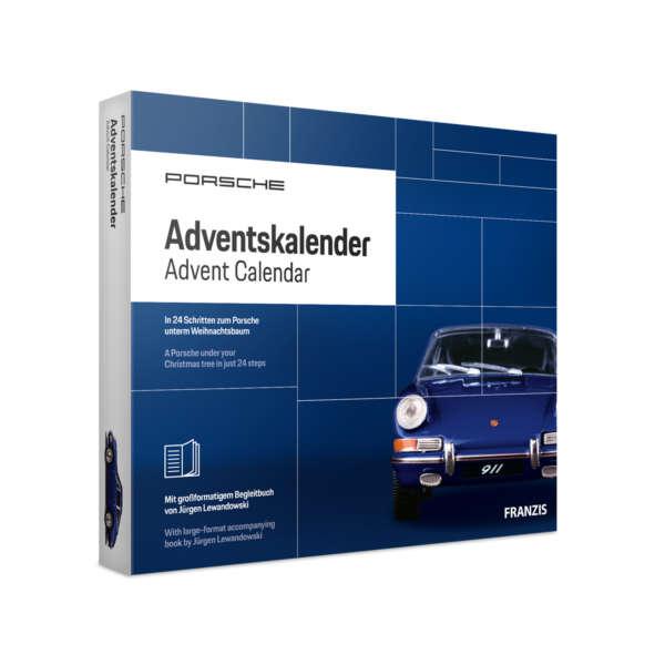 Porsche Advent Calender