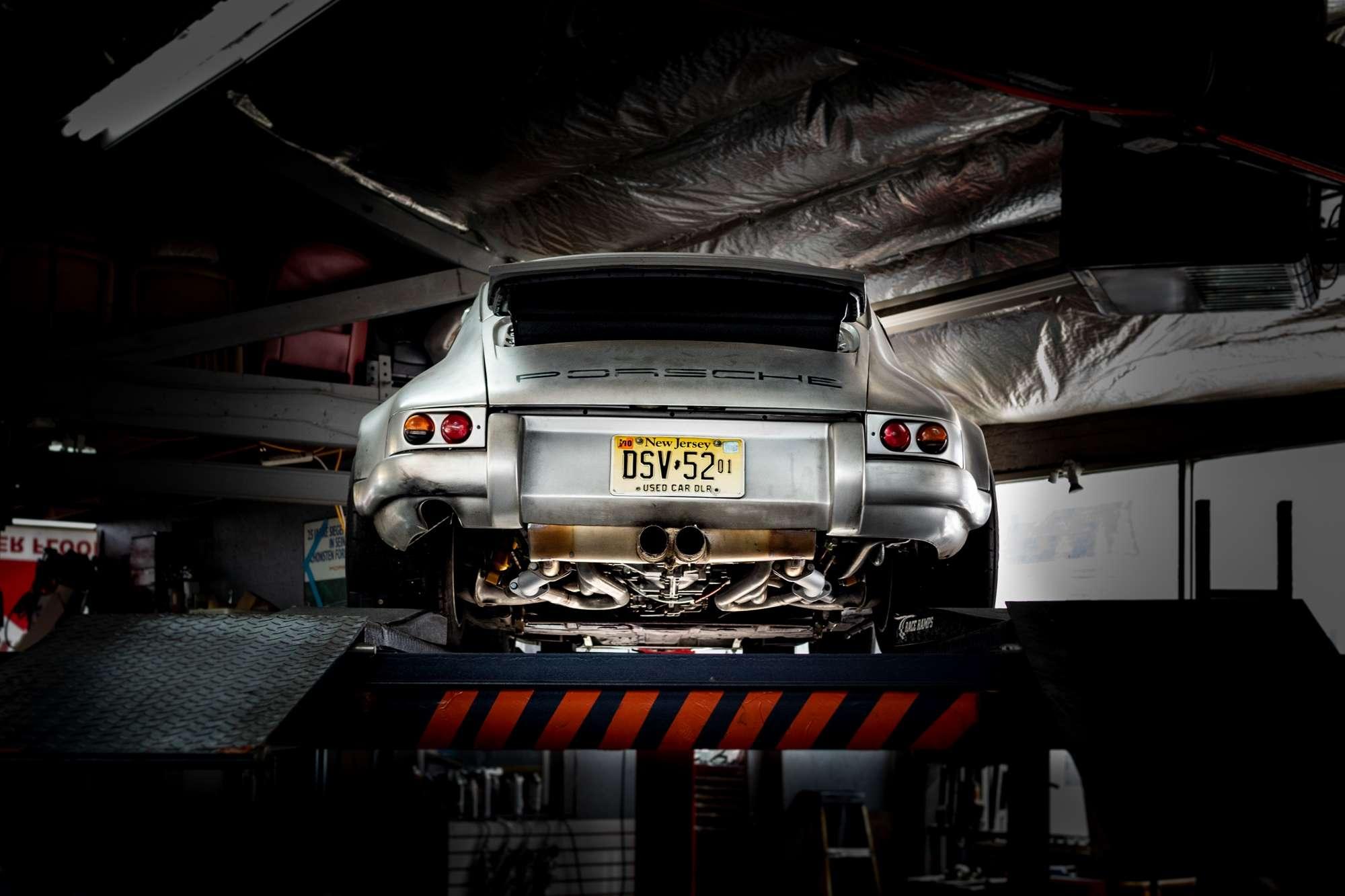Porsche Rocs Motorsports