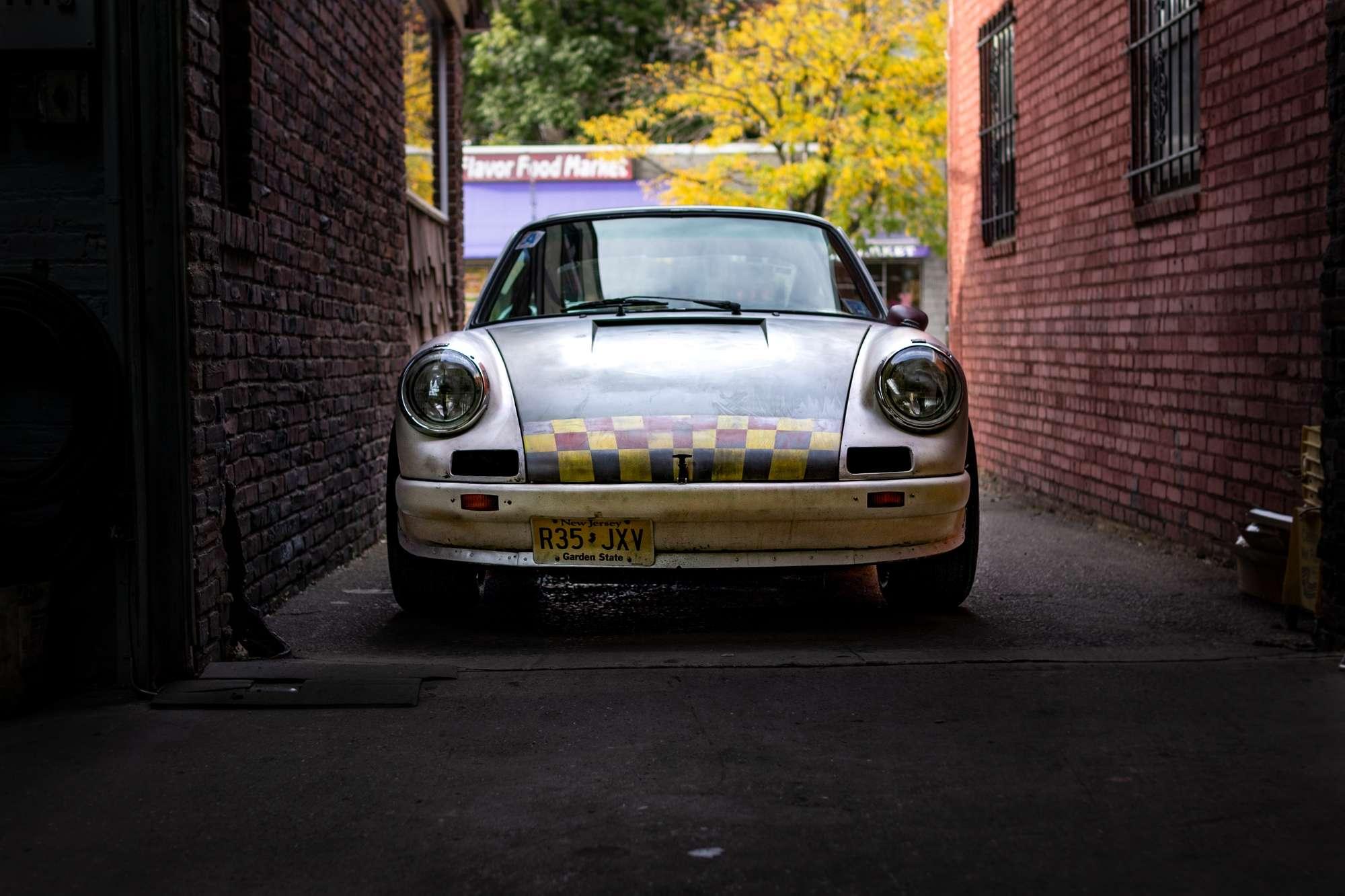 The Porsche Artist