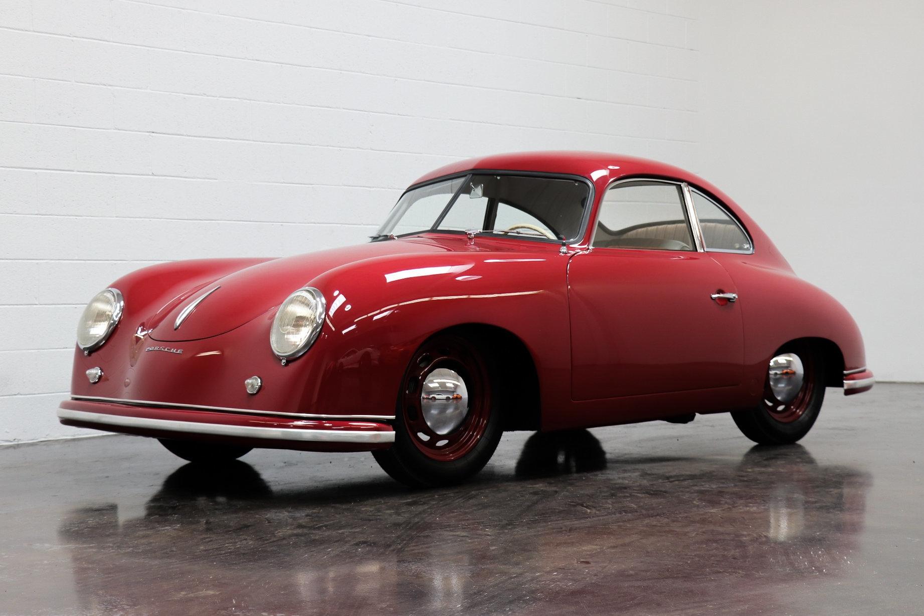 Porsche 356 1500 1951 Elferspot Com Marketplace For