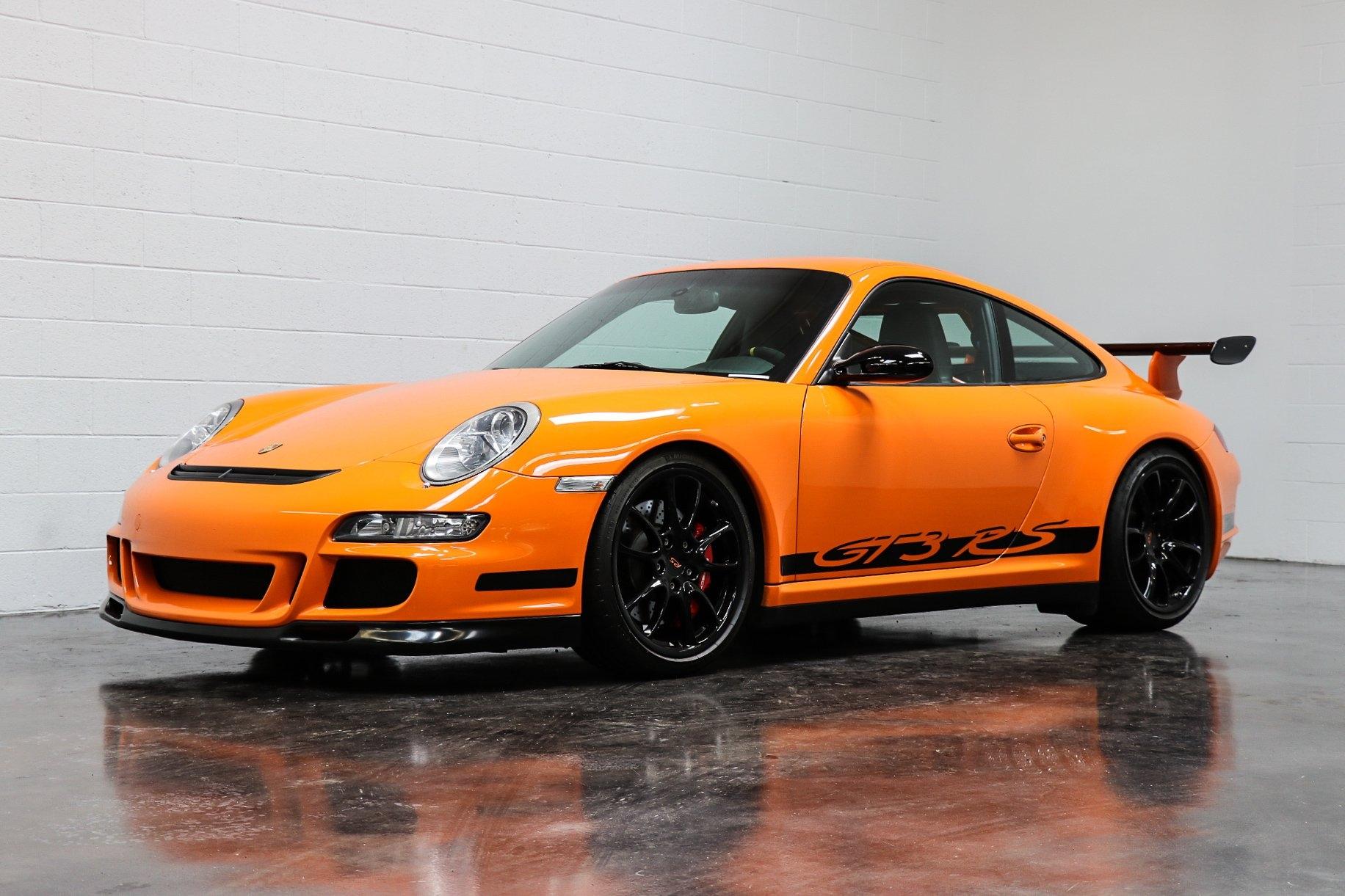 Porsche 997.1 GT3 RS 2008 - elferspot.com - Marktplatz für ...