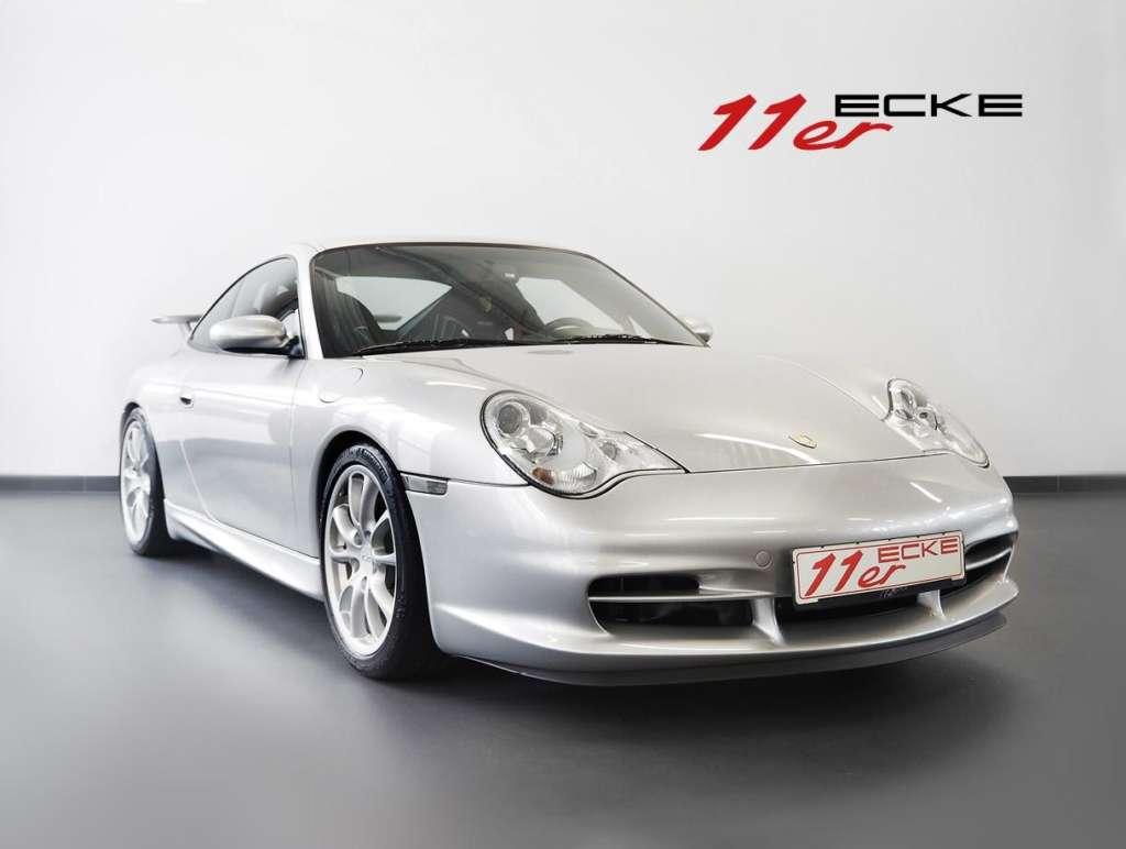 Porsche 996 GT3 Front end