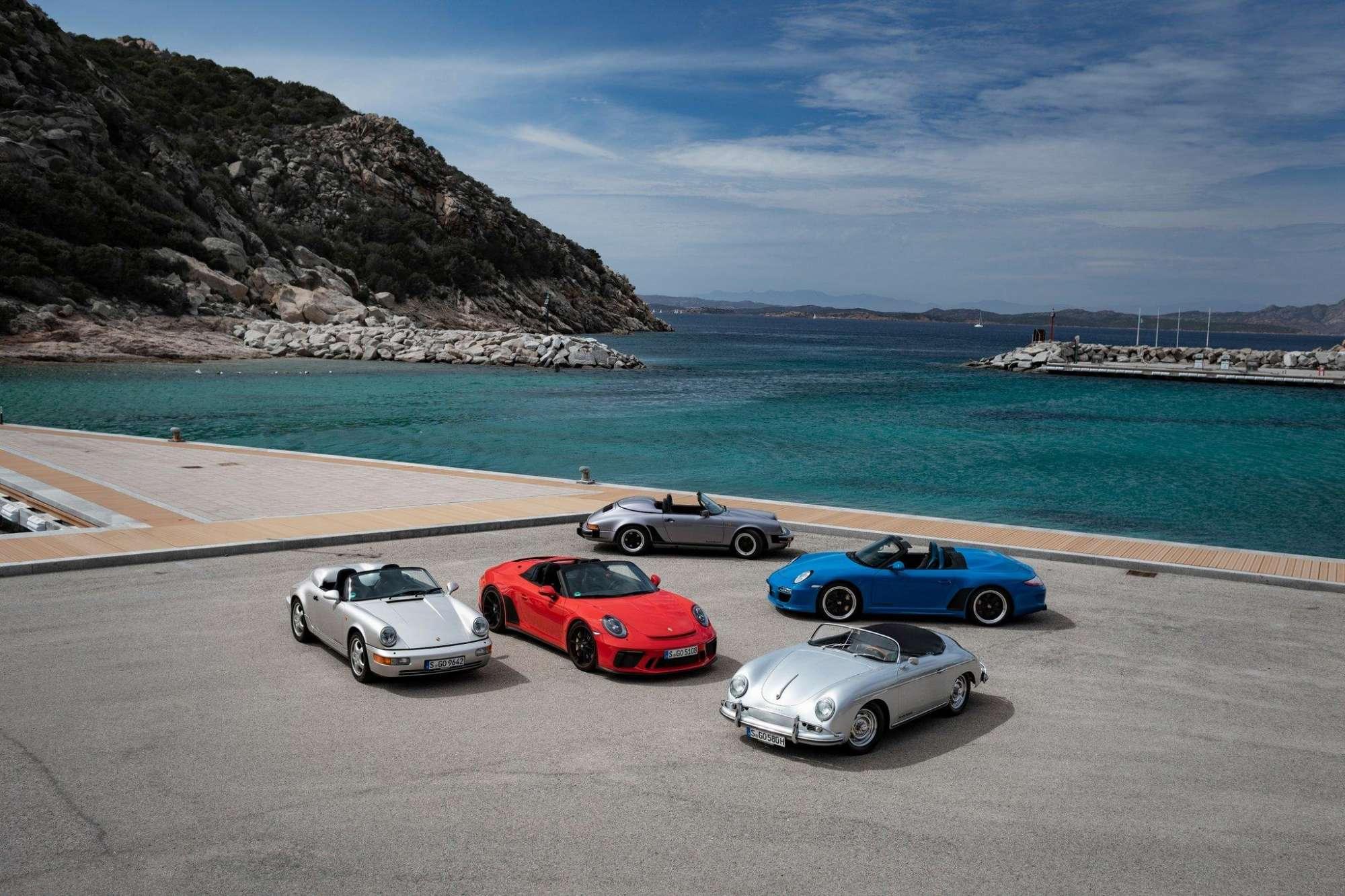 The history of the Porsche Speedster