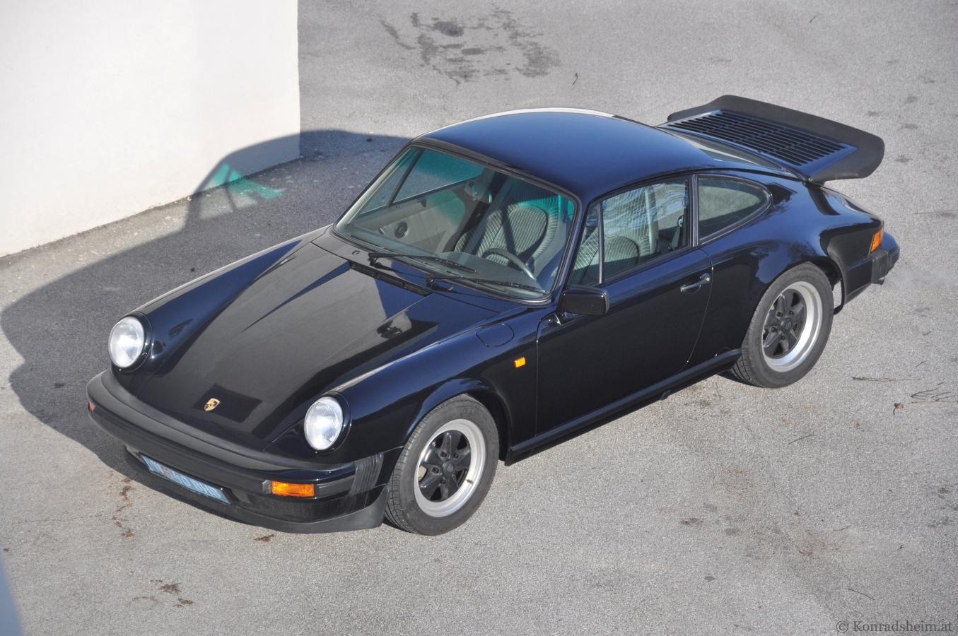 Porsche 911 Carrera 3.2 Clubsport