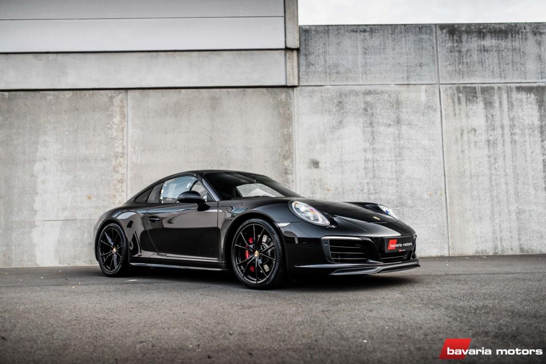 Porsche 991.2 Carrera 4S