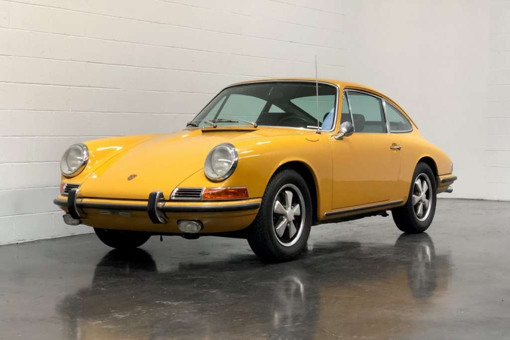 Porsche 911 S