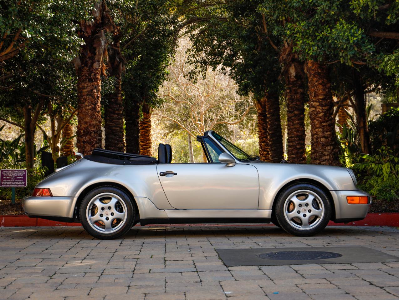 Porsche 964 America Roadster 1992 , elferspot.com