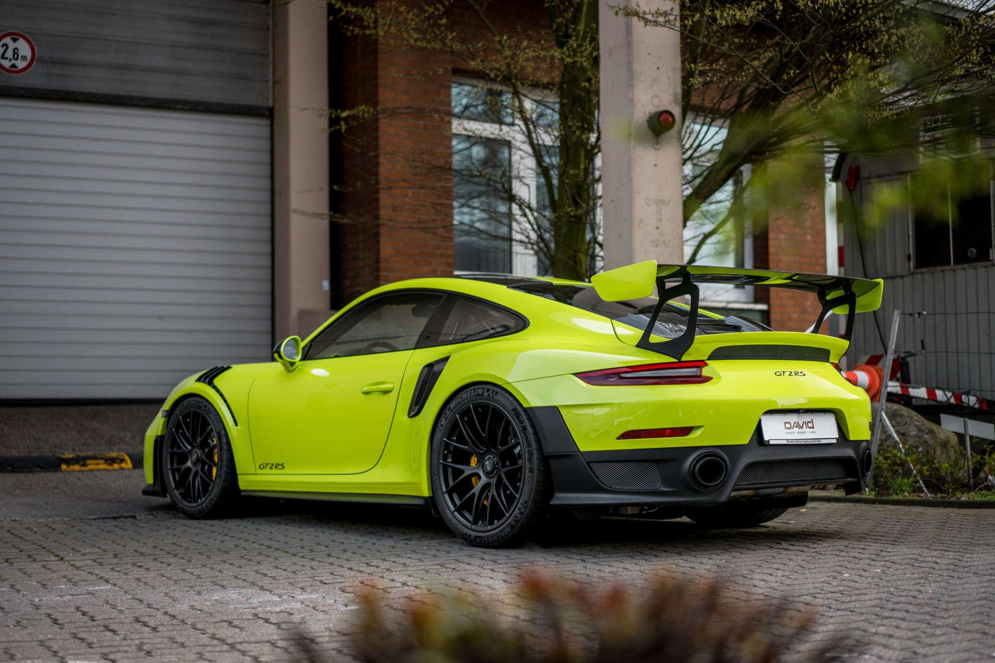 Porsche 991 Gt2 Rs 2018 Elferspot Com Marketplace For Porsche Sports Cars