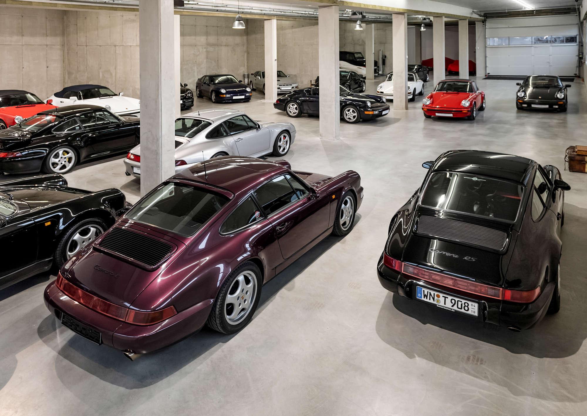 Porsche Business Motorlegenden