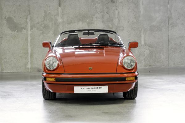 Porsche 911 Carrera Speedster Motorlegenden