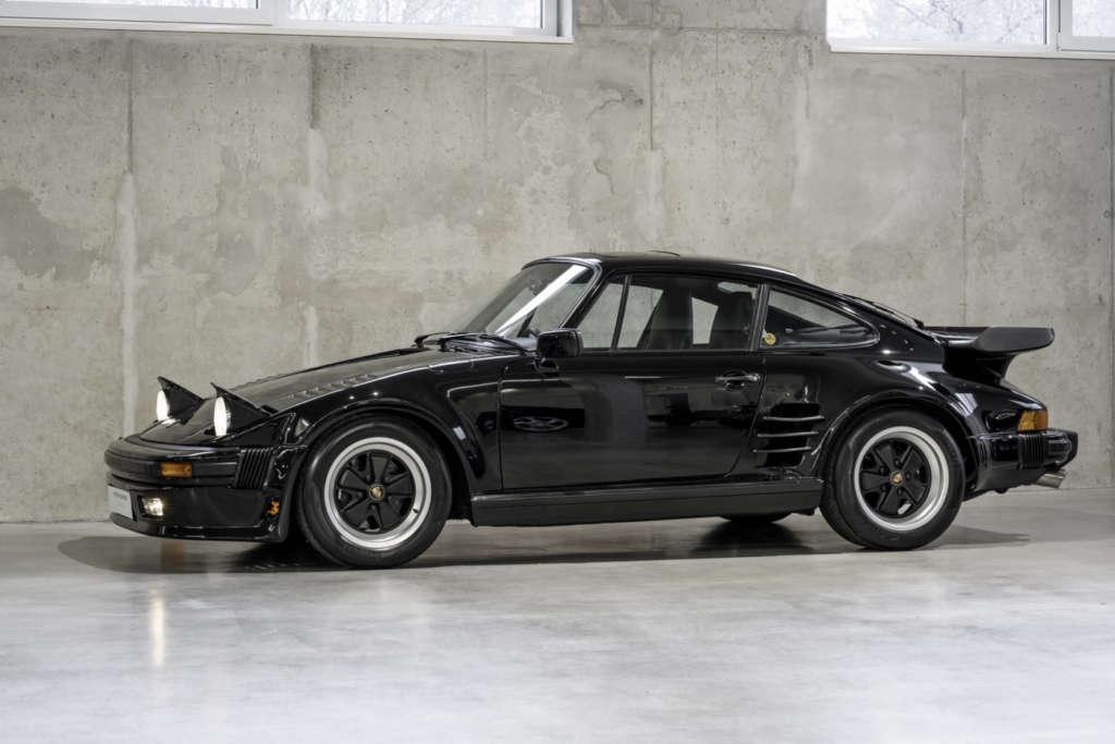 Porsche 911 Turbo Slantnose