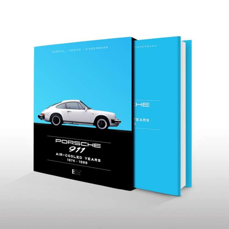 Porsche 911 Book Aircooled years