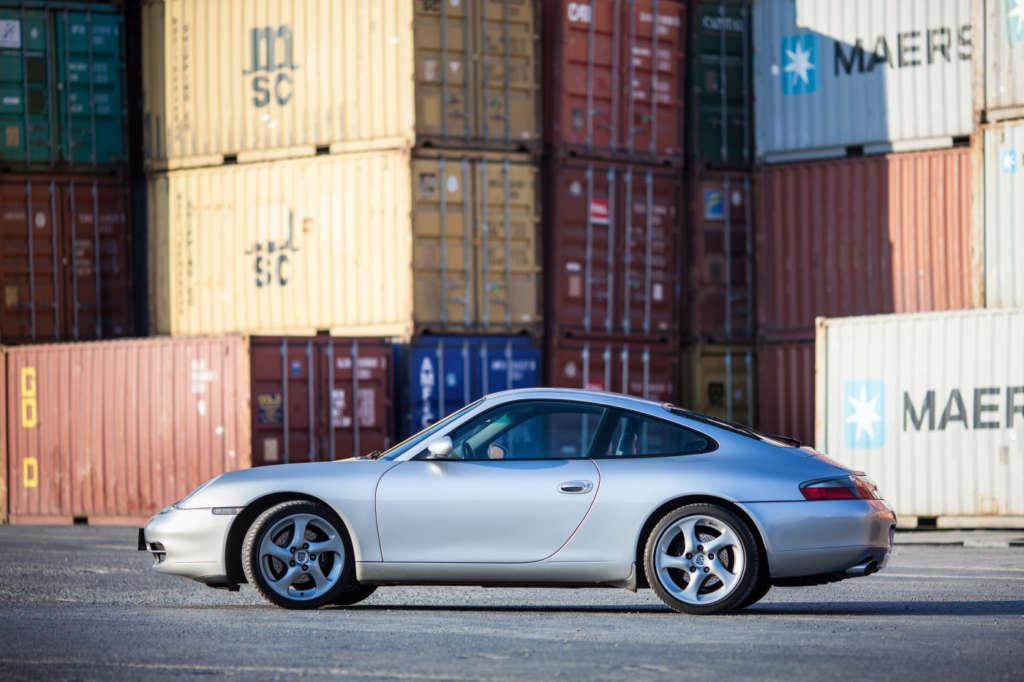 Porsche Import