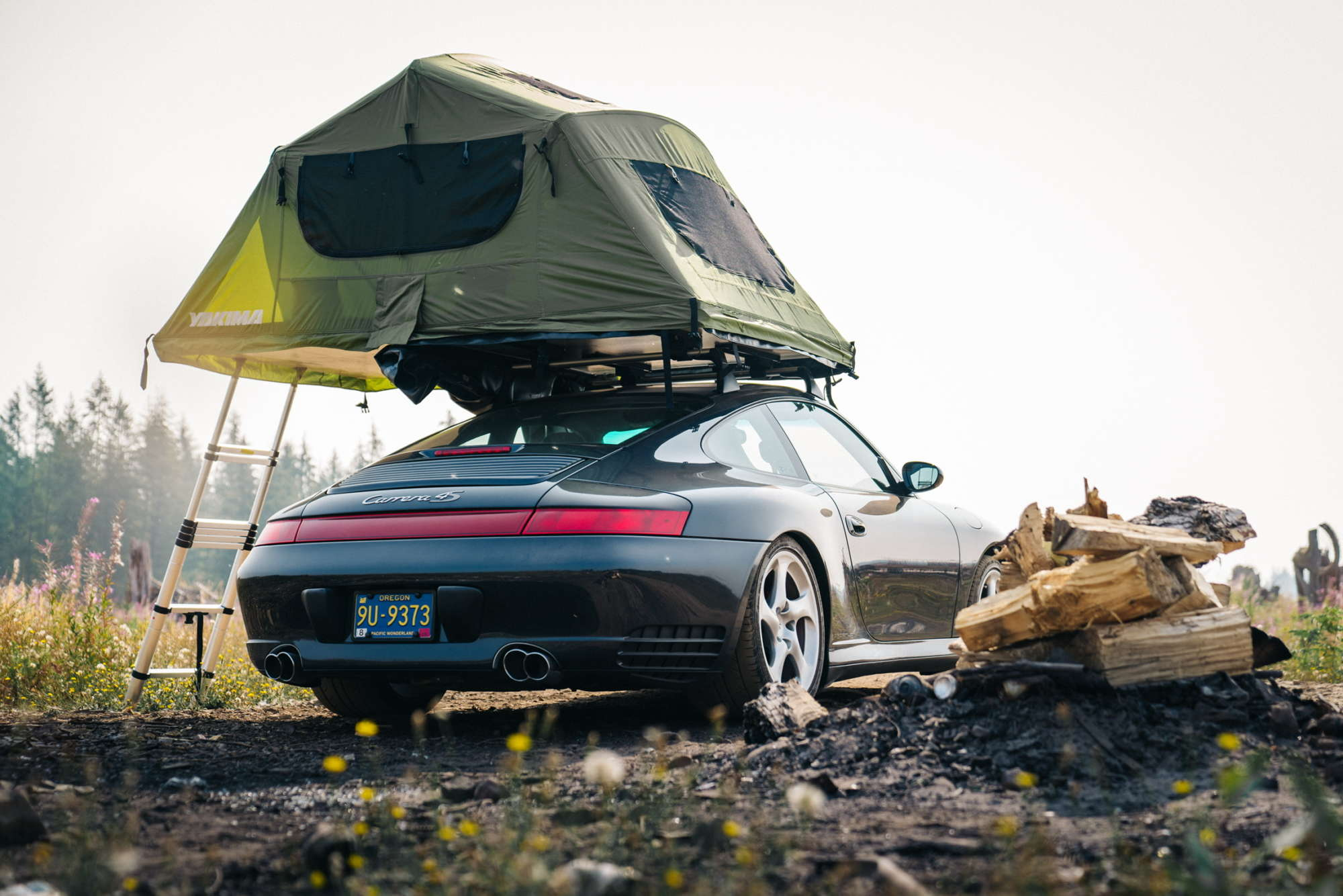 There are no excuses. Get out and do a Porsche 911 road trip!