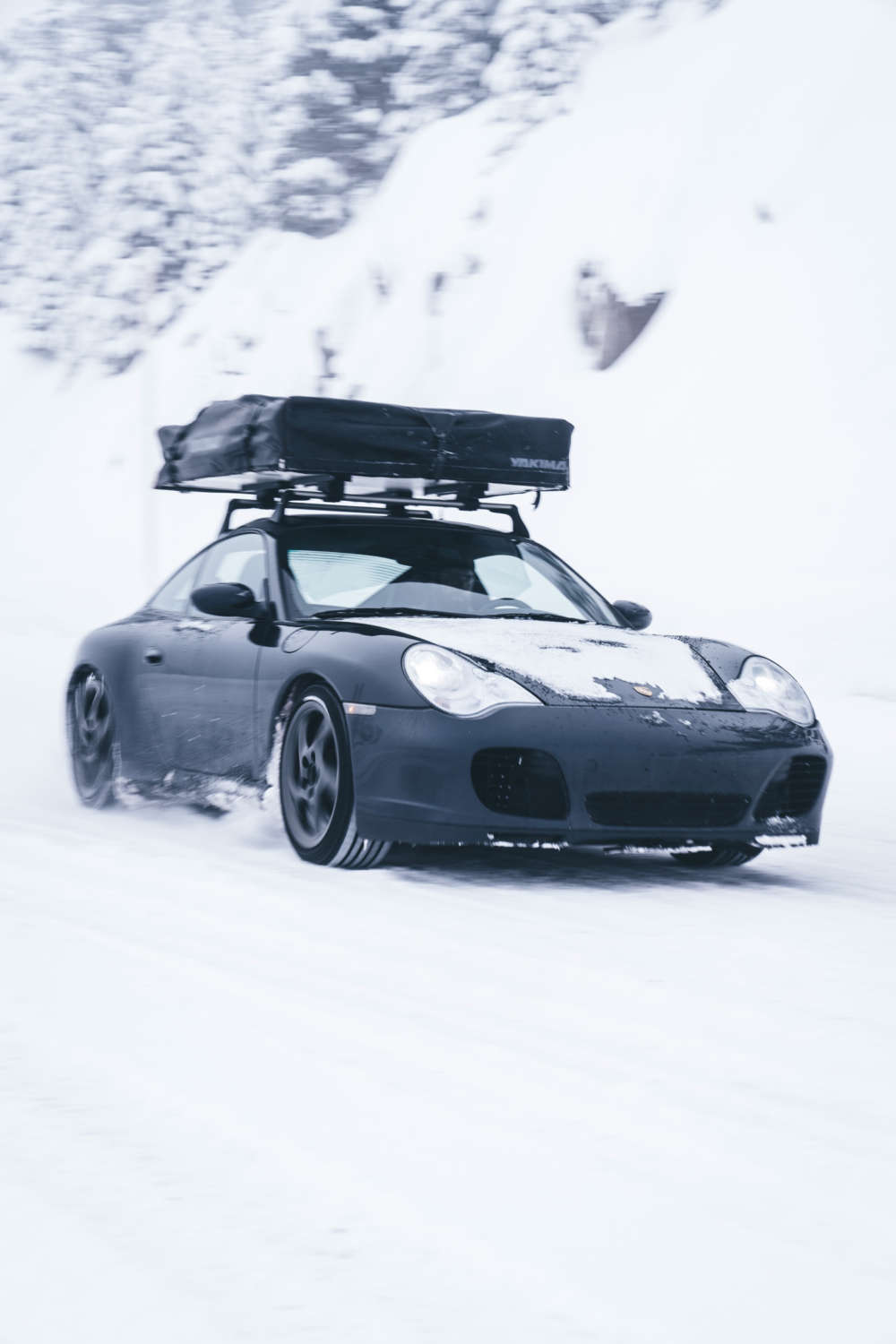 There Are No Excuses Get Out And Do A Porsche 911 Road