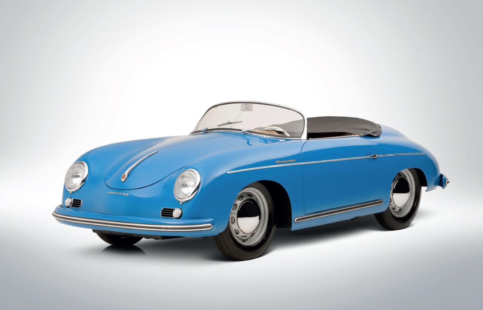 Porsche 356 Pre-A 1500 Speedster