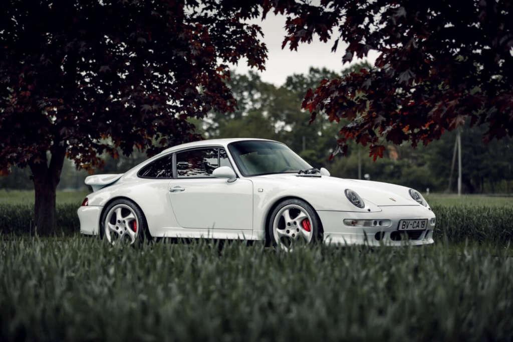 Porsche 993 Turbo in Firnweiß kaufen