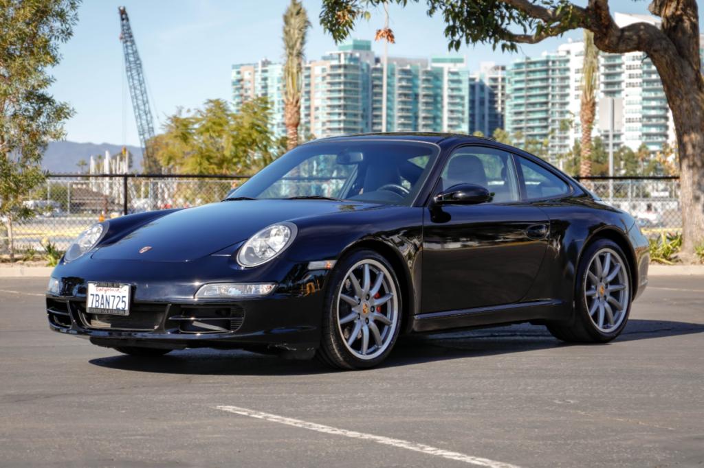 Porsche 997 Carrea