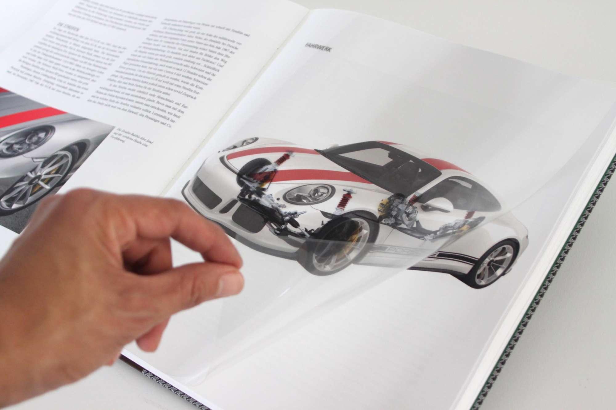 Porsche 911R – Eine Buchkritik