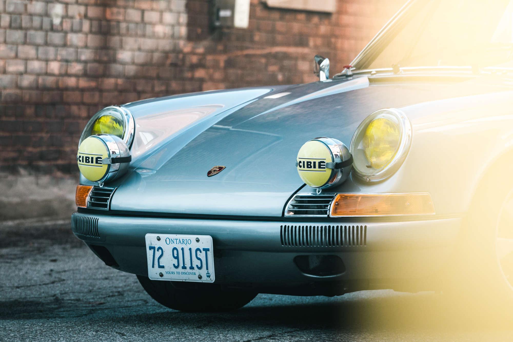 Porsche 911 ST Tribute