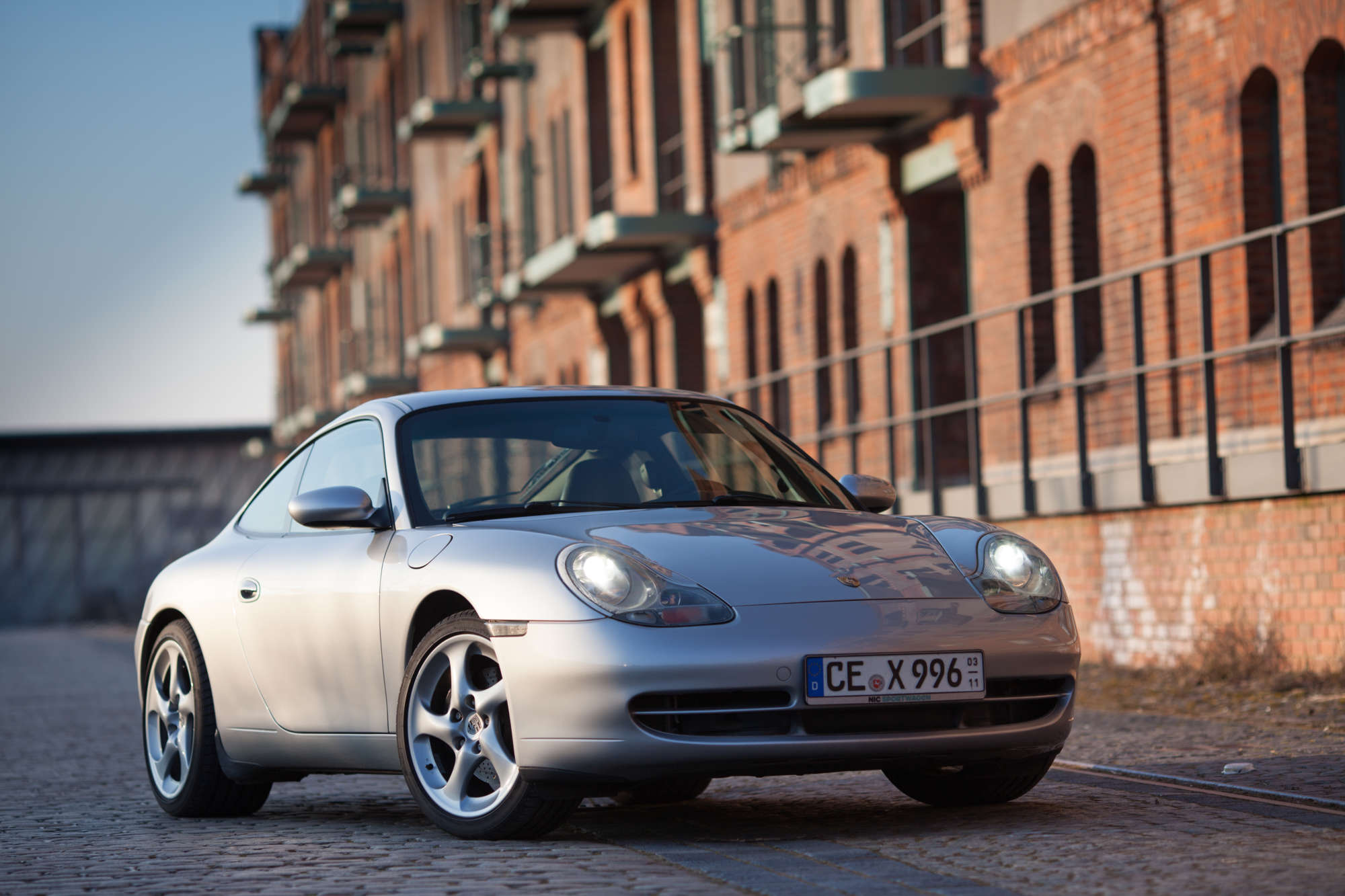 Buyer's Guide – The Porsche 996 Carrera 3.4