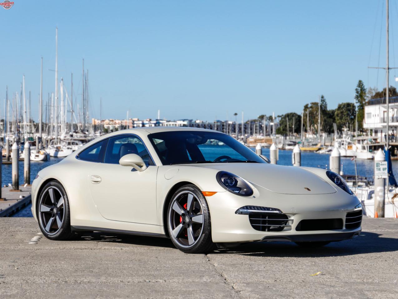 Porsche 911 Carrera S 50 Jahre Edition