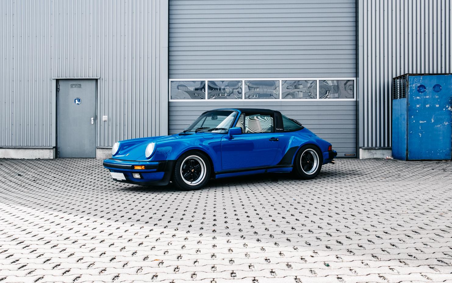 Porsche 911 G Model For Sale Elferspot The Used Porsche Marketplace