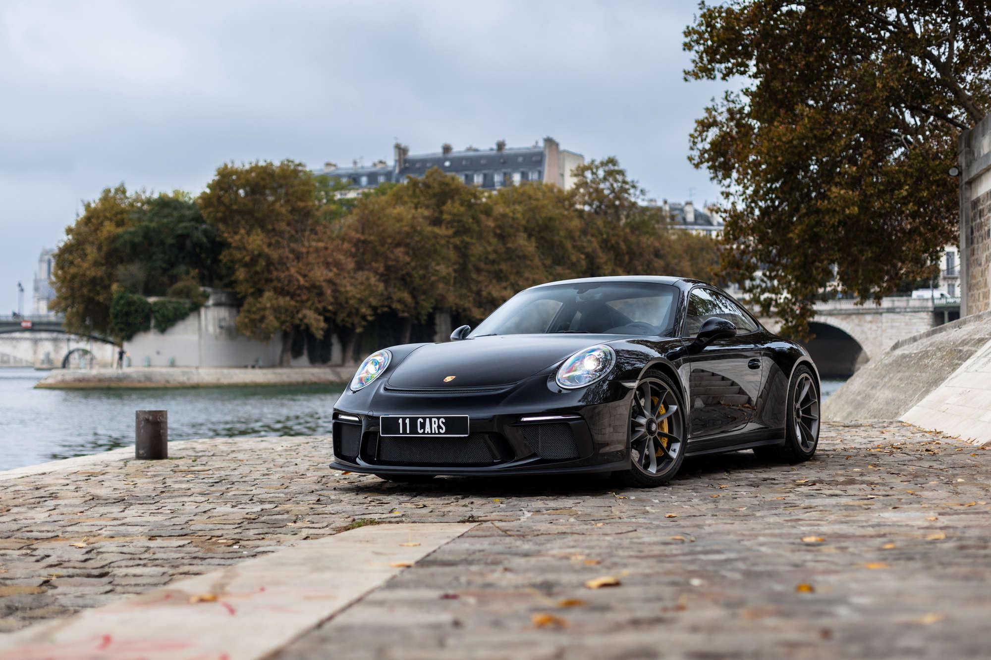 Happy Birthday – 20 years of Porsche 911 GT3