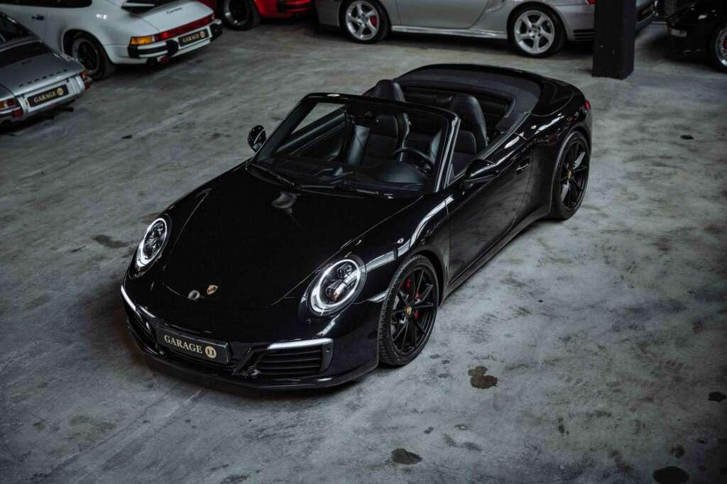 Porsche 991 Cabrio gebraucht kaufen