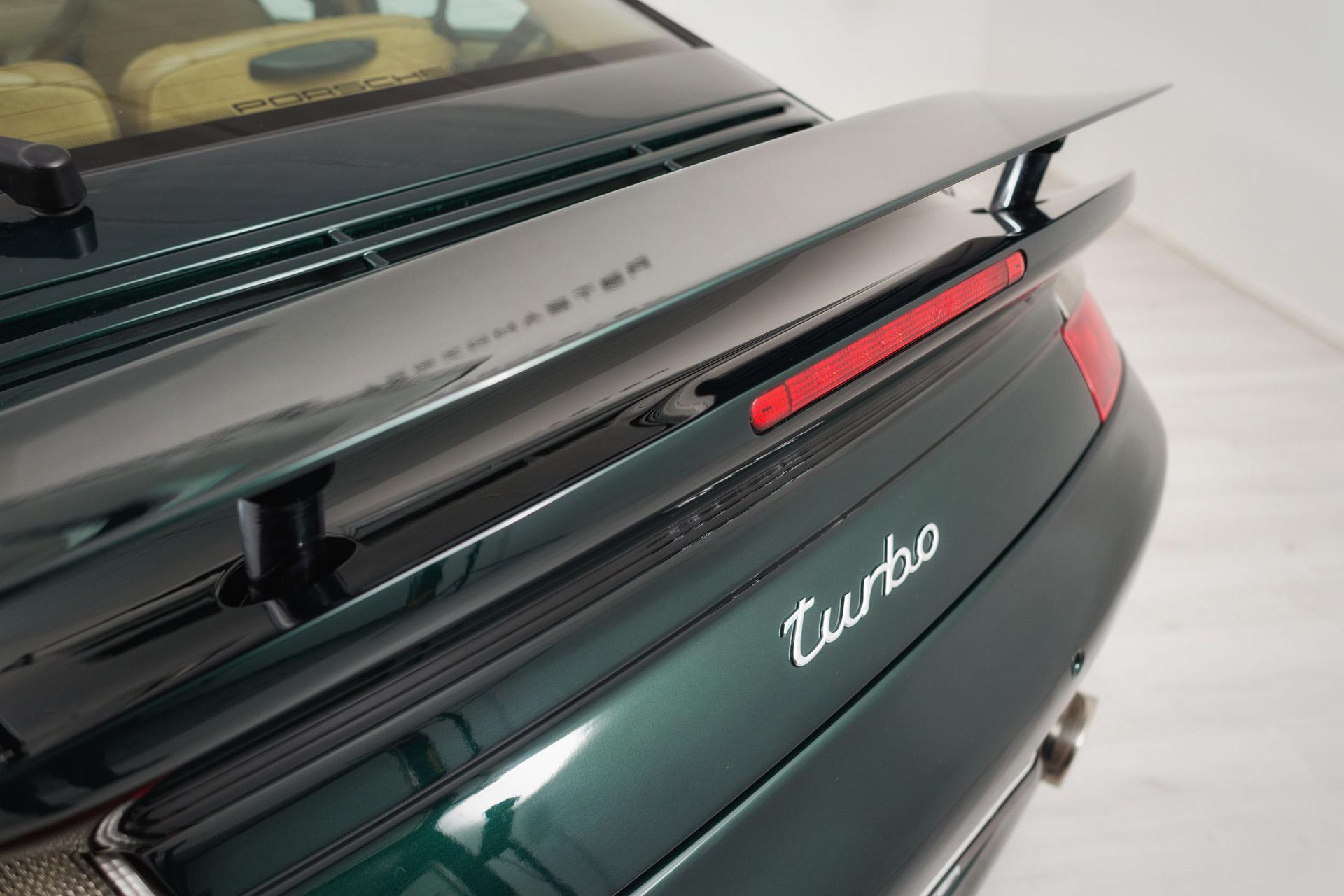 Porsche 996 Turbo Buyer`s guide