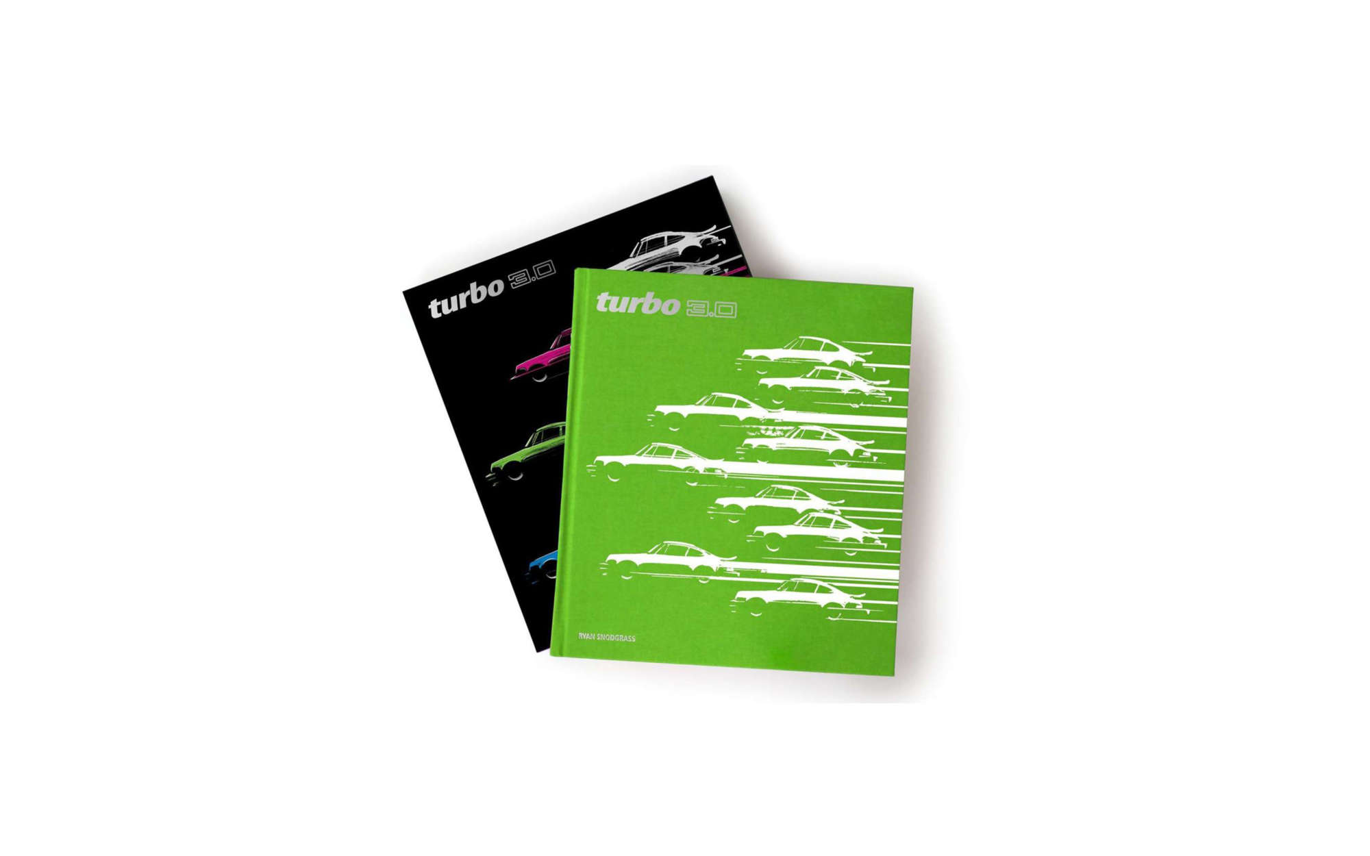 Elferspot Competition – Win A Turbo 3.0 Book
