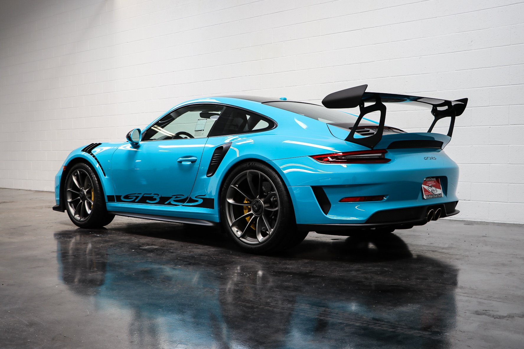 Porsche 991 2 Gt3 Rs 2019 Elferspot Com Marketplace For Porsche Sports Cars