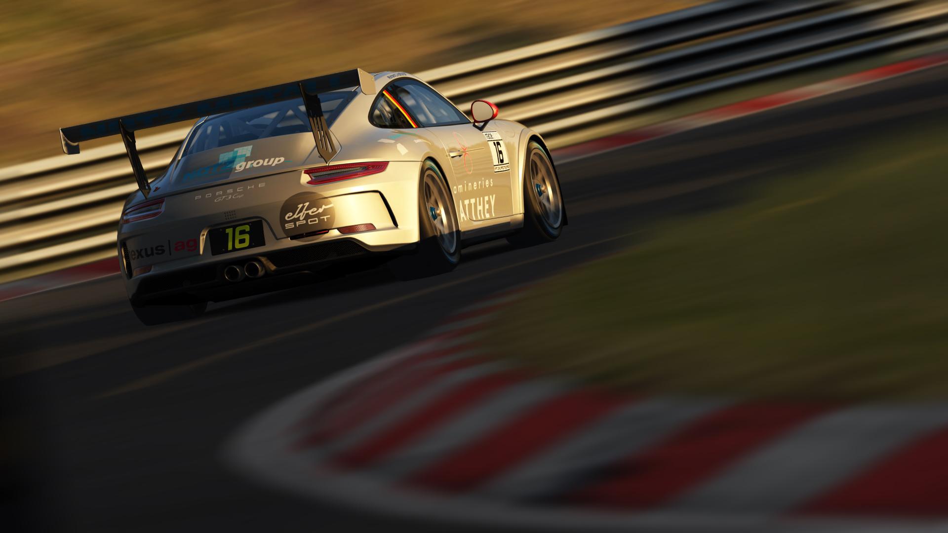 Elferspot goes Porsche Cup!