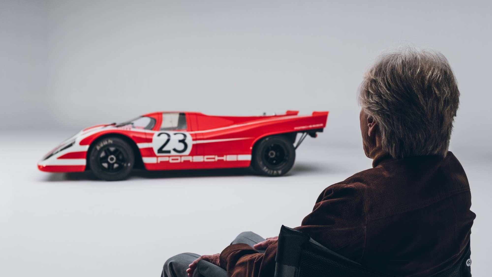 Colours of Speed – Porsche 917 reimagined