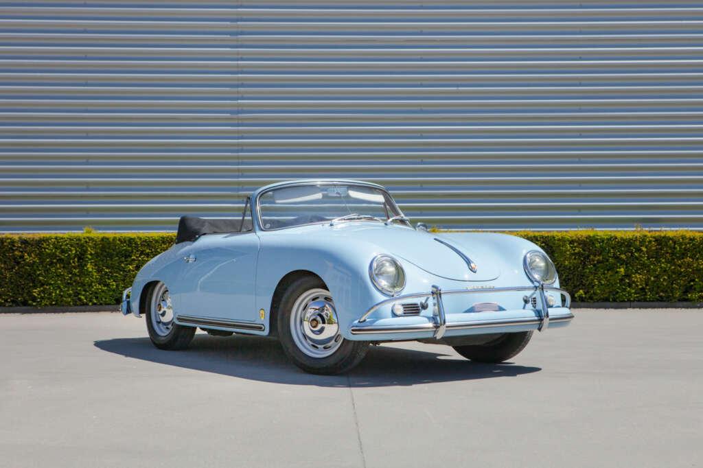 Porsche 356 Convertible for sale