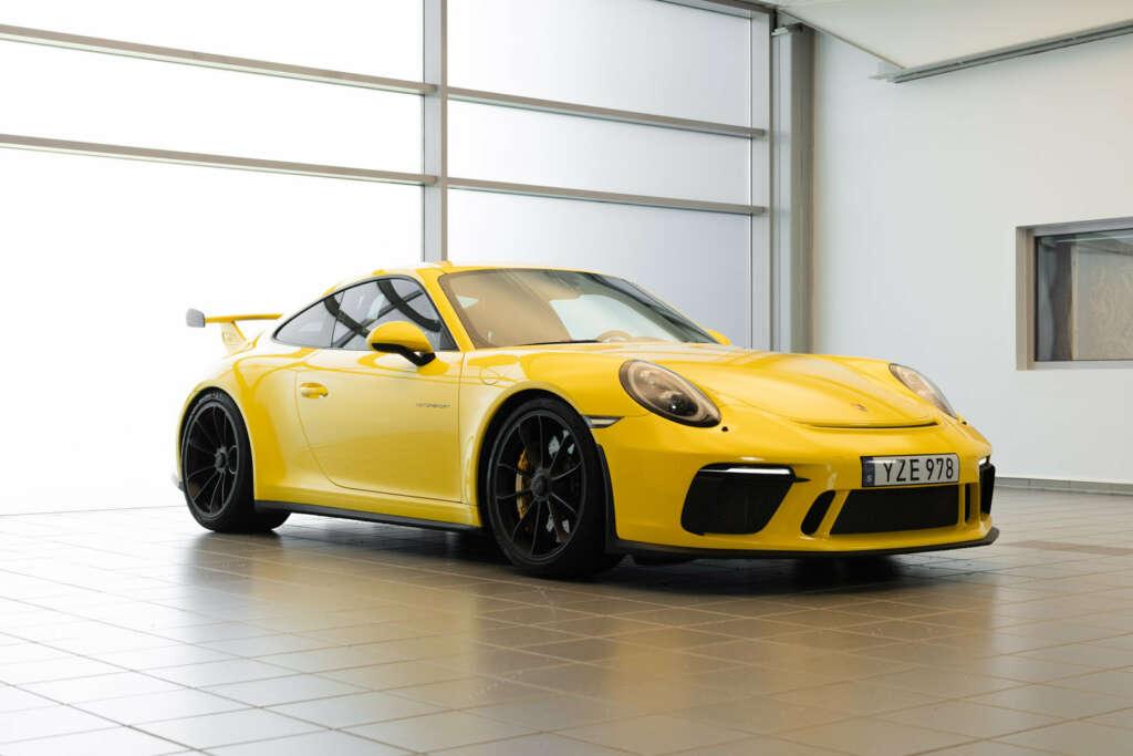 Porsche 991 GT3 for sale
